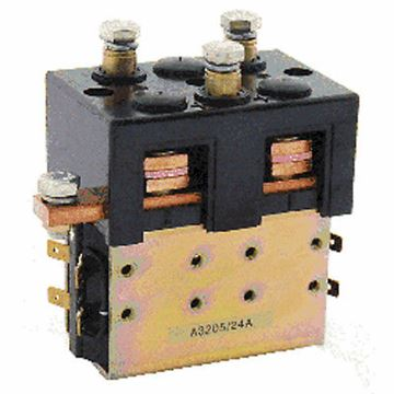 Picture of Contactor Albright Part # DC182-440L - Brand New (#110577980174)