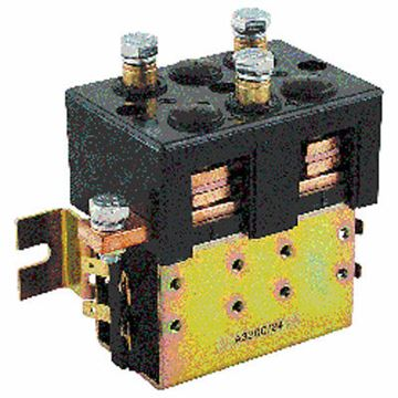 Picture of Contactor Albright Part # DC182-3 (#110577980986)