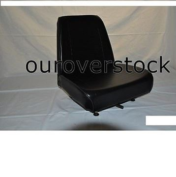 Picture of Forklift Seat - Universal - Vinyl - New - Cheap Freight (#110587421350)