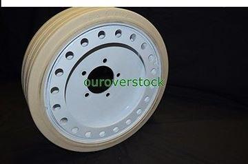 Picture of NEW Skyjack Scissor Lift Wheel Non Marking Tire & Rim (Skyjack Part: 125786 ) (#111279642182)