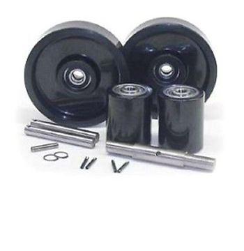 Picture of BT L2000 L2300 LHM230 Pallet Jack Complete Wheel Kit (#111670967758)