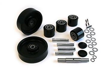 Picture of American Lifts Little Mule Pallet Jack Complete Wheel Kit (#111996576004)
