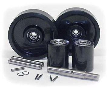 Picture of BT LHM Pallet Jack Complete Wheel Kit (#112049303236)