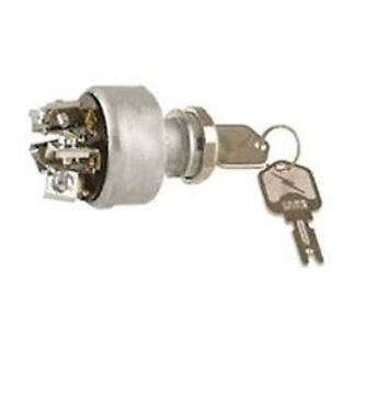 Picture of 2394129 272041 Clark Crown Daewoo Hyster Ignition Switch w/ keys (#121653497757)