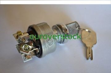 Picture of CATERPILLAR FORKLIFT TRUCK PARTS 0366463 0972256 376938 ignition switch (#122032816012)