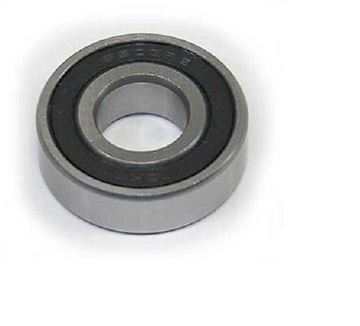 Picture of 6203-2RS, 6203RS Premium Sealed Ball Bearing (#131551214294)