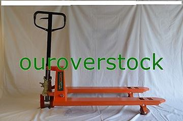 "Picture of NEW PALLET JACK - 5500 lb 27""x48"" (#131551332031)"