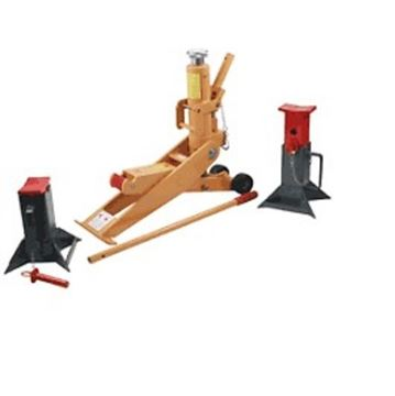 Picture of FORKLIFT JACK WITH 2 STANDS (JACK 8800LB) (#131552055902)