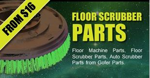 Picture for category Floor Scrubber Parts