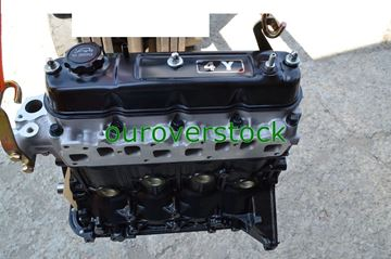 Picture of NEW TOYOTA 4Y ENGINE LONG BLOCK MOTOR COMPLETE FORKLIFT (#122525866648)
